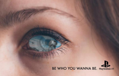 Sony Playstation: Be Who You Wanna Be, 2 Print Ad by S.I. Newhouse School of Public Communications Syracuse New York
