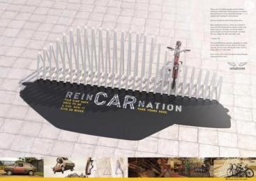 Jwt: Reincarnation Ambient Advert by J. Walter Thompson Sao Paulo