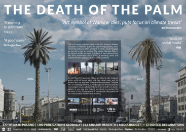 UNEP: The Death of The Warsaw Palm - Board Case study by Syrena Communications