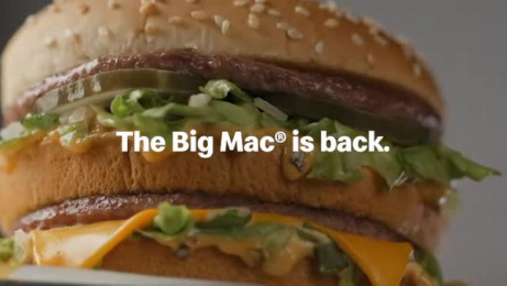 McDonald's: Return of the Macca's, 1 Film by DDB Auckland