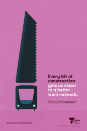 Victorian Government: Every Bit, 1 Print Ad by GPY&R Melbourne, Pixel Group