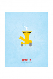 Netflix: Fargo Print Ad by Anonymous Content, DDB Vancouver, Steam