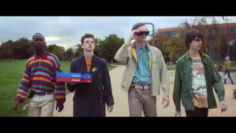 Dominos: Squads Film by Blinkink, VCCP London