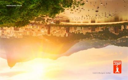 Master Jump: Rio Print Ad by 100 Graus