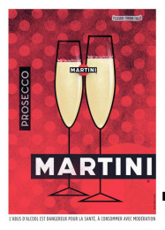 Martini: MARTINI, 1 Print Ad by Oppermanweiss