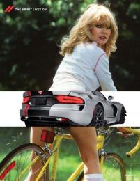 Dodge: Tail Lights, 2 Print Ad by Wieden + Kennedy Portland