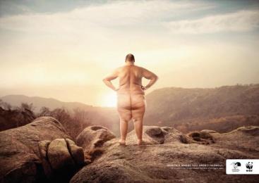 Fundacion Vida Silvestre: Wrong Places Print Ad by Y&R Buenos Aires