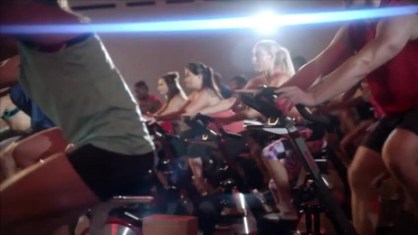 Gold's Gym: GOLD'SCYCLE Film by Coffee Productions, Greenlight Media