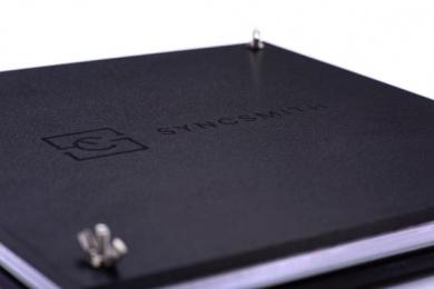 Syncsmith: OPUS lookbook, 3 Promo / PR Ad by Syncsmith Bristol