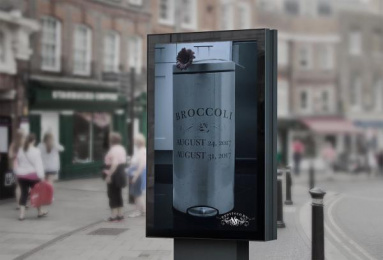 V8: Survived by V8, 2 Outdoor Advert by Miami Ad School