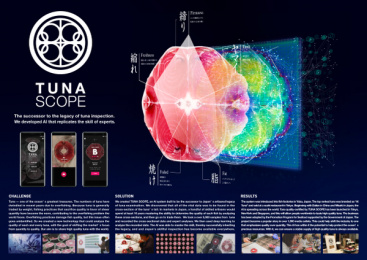 Tuna Scope: Tuna Scope - Board Case study by Dentsu Inc. Tokyo