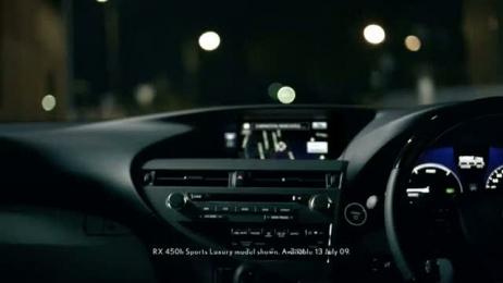 Lexus Rx: We've Never Been Closer Film by Saatchi & Saatchi Sydney