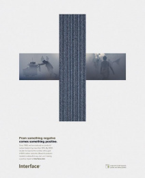 Interface: Carbon Footprint Print Ad by 22squared, Lobo