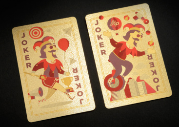 King Price Insurance: Playing Cards, 2 Print Ad by Xfacta Consulting Service