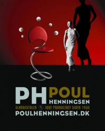 Poul Henningsen: EYES Print Ad by Umwelt