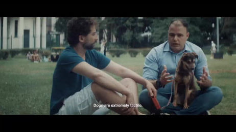 Pedigree: Venturing Out Safely Film by ALMAP BBDO Brazil