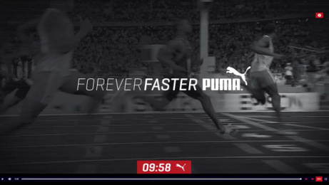 Puma: 9.58 Seconds - The World's Fastest Annual Report, 3 Film by Publicis Pixelpark Hamburg