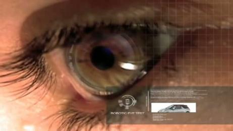 Citroen Ds3: Eye Catching DS3 Digital Advert by Euro Rscg Brussels