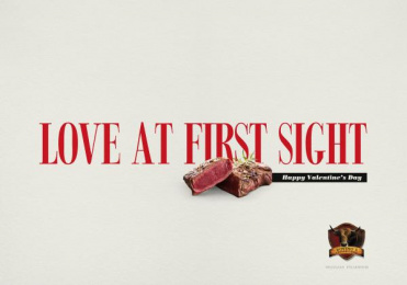 Bovinos Churrascaría: Steak Print Ad by Estudio Vivo