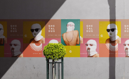 Ghetaldus: Summer rebellion, 3 Outdoor Advert by Saatchi & Saatchi Croatia