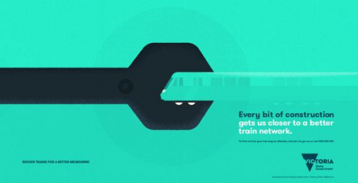 Victorian Government: Every Bit, 4 Print Ad by GPY&R Melbourne, Pixel Group