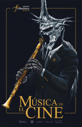 Costa Rica Philharmonic Orchestra: Music in Film, 1 Print Ad by Garnier BBDO San Jose