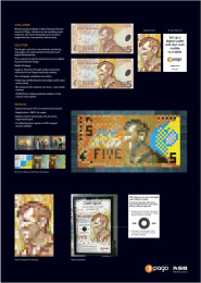 Money Transfer Service: MONEY GOES DIGITAL Print Ad by OMD Auckland
