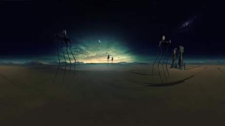 The Dalí Museum: A virtual reality experience  Film by Goodby Silverstein & Partners, Goodby Silverstein & Partners San Francisco
