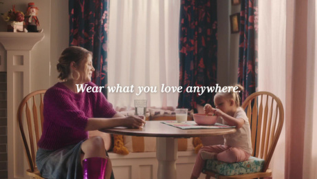 Macy's: Wear What You Love Anywhere, 3 Film by BBDO New York, Voyager