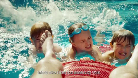 Freesat: Pool Film by Knucklehead, Mr. President London