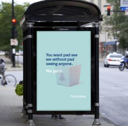 Postmates: We Get It - Pad See Ew Outdoor Advert by 180 LA