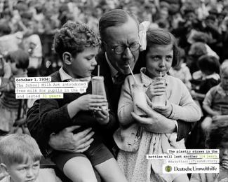 Deutsche Umwelthilfe: Forever Lasting Moments, 4 Print Ad by Havas Worldwide Dusseldorf
