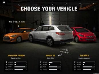 Hyundai: The Walking Dead Chop Shop, 4 Digital Advert by Initiative, Innocean USA