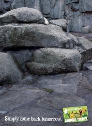 Zoologischer Garten Berlin: POLAR BEAR Outdoor Advert by Scholz & Friends Berlin