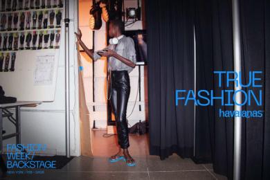 Havaianas: True Fashion, 7 Print Ad by AlmapBBDO, Brazil