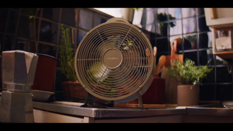 Mega Energy: The attack of the appliances: Anarchy Film by DDB Brussels, Hamlet