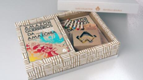 Ananse: Safe Collection - Amazon Warriors [image], 1 Direct marketing by Estudio Fliperama, Little George, Phospro.com