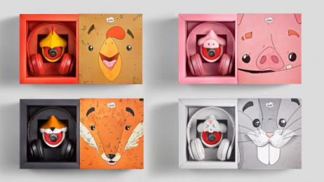 Clin Kids: Stories to Inhale, 2 Direct marketing by NBS Sao Paulo