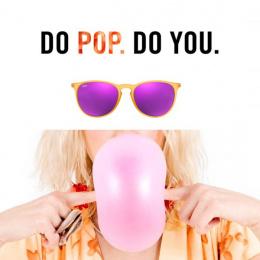 Ray-ban: Pop Print Ad by RXM Creative New York