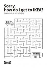 "IKEA: IKEA ""Stay Home"" Catalog - Family Boredom Solutions, 14 Print Ad by McCann Tel Aviv"