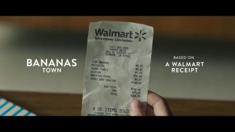 Walmart: Bananas Town [Teaser] Film by Caviar, Saatchi & Saatchi New York