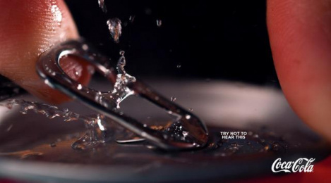 Coca-cola: Try Not To Hear This, 2 Print Ad by David The Agency