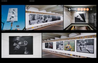 Nike: Nike Just Do It 'Dream Crazy', 7 Print Ad by Wieden + Kennedy Portland
