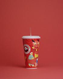 Panda Express: Cup Design & Branding by Reach