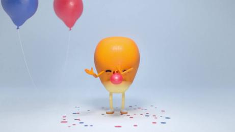Tesco: Poppy the Corn: Ballon Film by Rothco Dublin