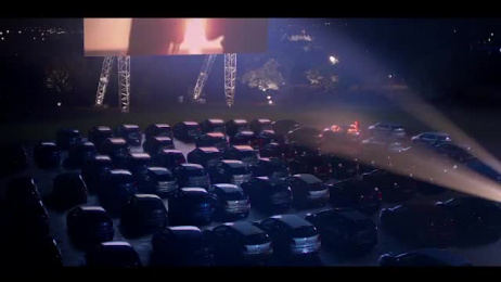 Volkswagen: Drive In Film by Ogilvy Cape Town, Your Girlfriend