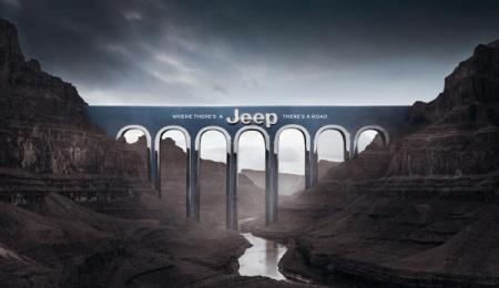 Jeep: Bridge, 3 Print Ad by JeffersonAndSon