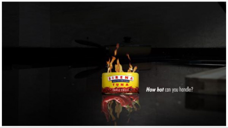 Sirena: Triple Chilli Tuna, 2 Print Ad by Online Circle Digital South Melbourne