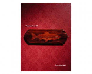 Online: PLAQUE Print Ad by Scholz & Friends London