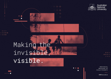 Individual Measurement of Multi-dimensional Poverty(IMMP): Make the invisible visible, 3 Digital Advert by CREATIVE PEOPLE